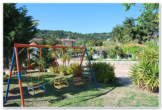 Livaditis Beach Apartments - Evia Greece